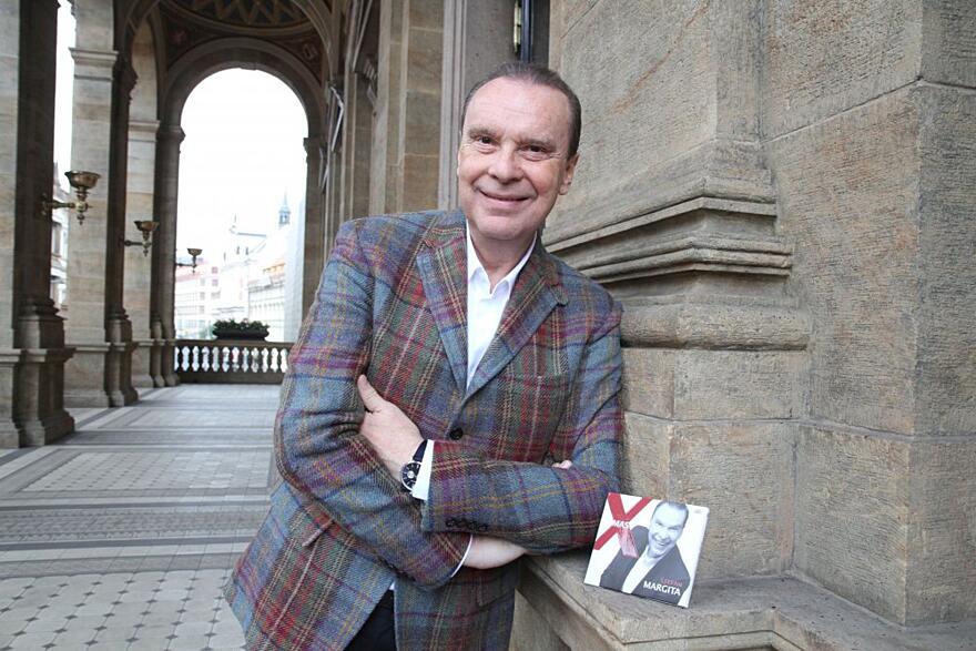 Štefan Margita slaví mezinárodní úspěchy a jeho vánoční album se pozlatilo
